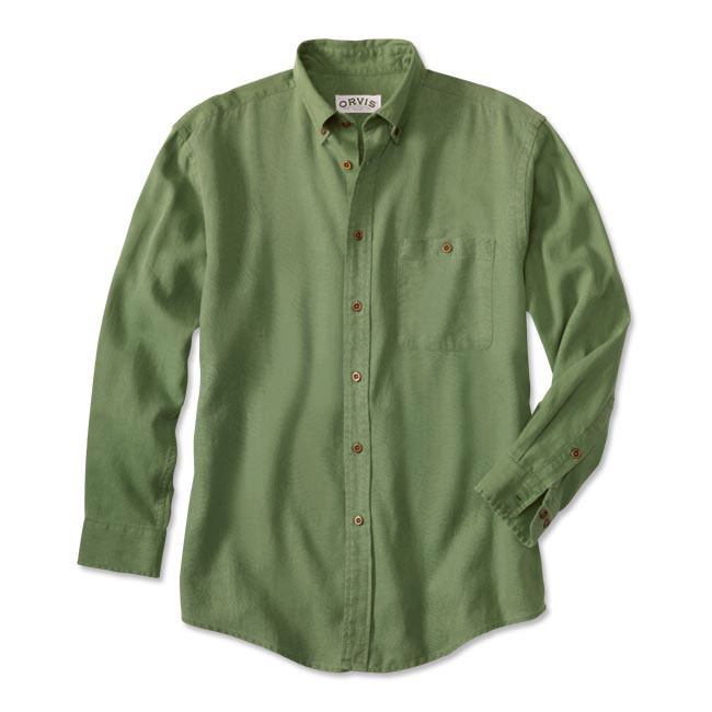 Orvis Tencel Hemp Shirt