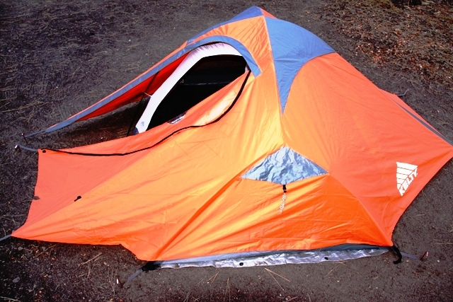 Kelty Foxhole 3 tent.