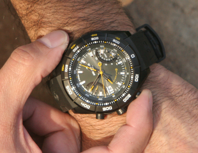Timex Expedition E Altimiter Functions Fresh Air Junkie