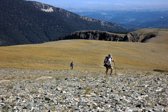 Great Basin Hiking