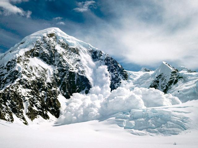 Denali Park Avalanche