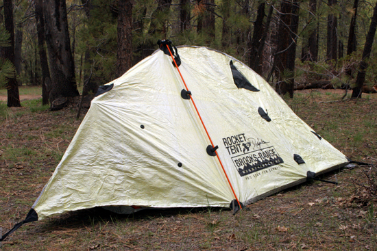 Brooks-Range A2 Rocket Tent & Brooks-Range A2 Rocket Tent Review u2013 Fresh Air Junkie
