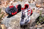 Dominator trail running shoes are part of the Asolo Access series.