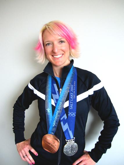 Shannon Bahrke Olympic mogul ski champion