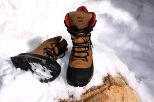 Kamik Patriot 3 cold weather boots. Click all photos to enlarge.