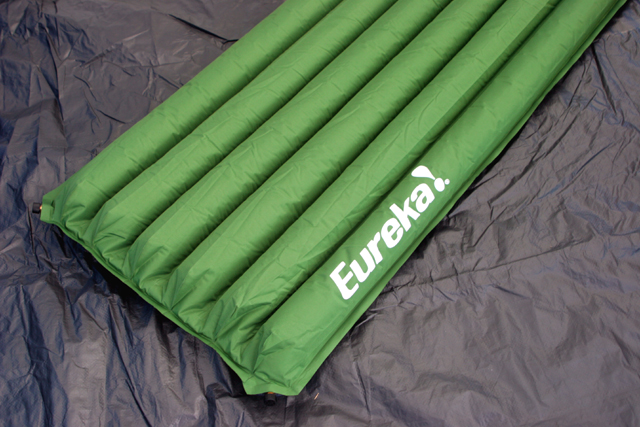 Eureka Dualis ST Sleeping Pad. Photo copywright FreshAirJunkie.com
