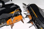 LOWA Cevedale GTX and Black Diamond Sabertooth Pro crampons.