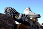 Vibram Mulaz outsole offered solid traction on rock and mixed-terrain.