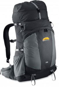 The GoLite weighs 1 lbs 15 oz and has 3,050 cubic inches of capacity.