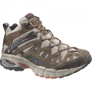 Wolverine Terrain Mid hiking shoe