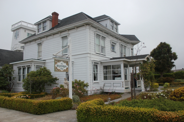 An historic inn and community center