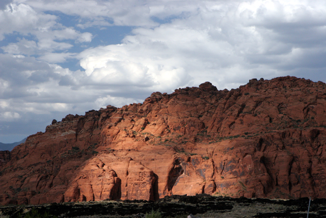 Snow Canyon State Park Utah. Photo by Dan Sanchez