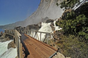 Wampa Falls Bridge At Hetch Hetchy Fresh Air Junkie