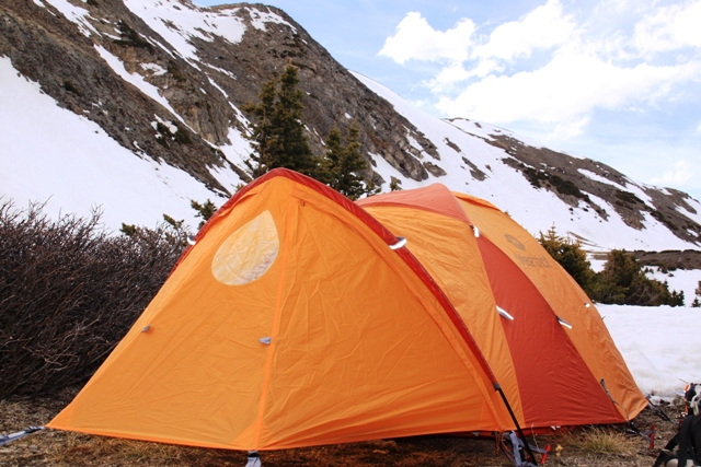 Some fierce wind blew through this near 12000 foot valley. Thor did great. & Marmot Thor Two Person Four-Season Tent Review u2013 Fresh Air Junkie