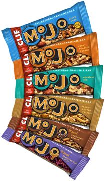 CLIF MOJO 6 flavor fan - Win them on FreshAirJunkie.com