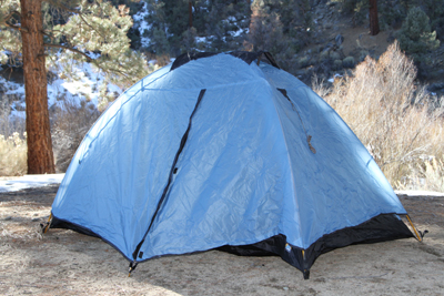 High Peak Jasperlite Tent