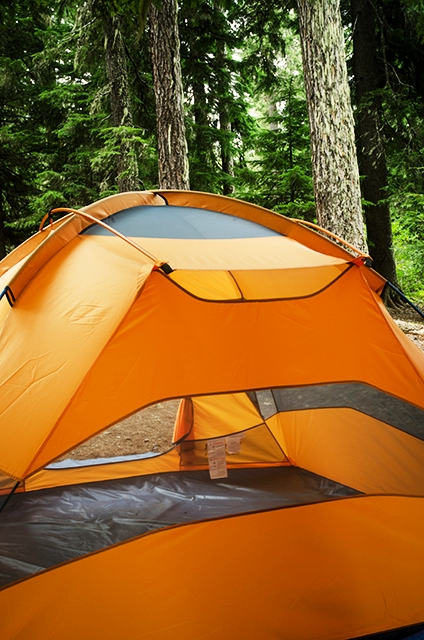 Limestone is roomy and features mesh sides along all walls. & Marmot Limestone 4P Tent Review u2013 Fresh Air Junkie