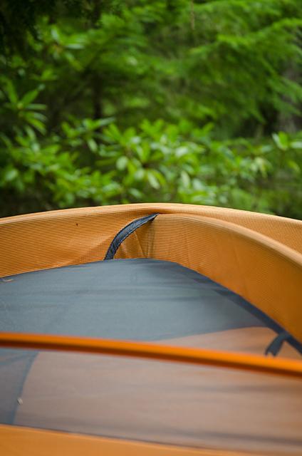 No-brainer sleeves making pitching the Marmot Limestone tent easy. & Marmot Limestone 4P Tent Review u2013 Fresh Air Junkie