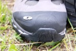 Rubber toe caps absorbs foot impacts and resists abbrasion from rocks and trail obstacles.