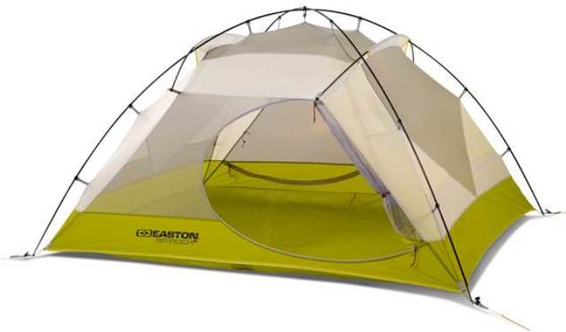 Easton Rimrock 2P tent sans rain fly.  sc 1 st  Fresh Air Junkie & Easton Rimrock 2P Tent Review u2013 Fresh Air Junkie