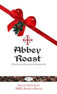 Abbey Roast Christmas Blend -- French Roast and a secret