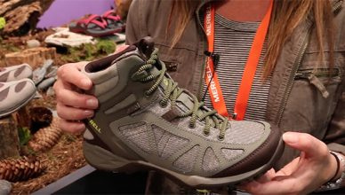 Merrell Siren Q2 Hiking Boot At FreshAirJunkie.com