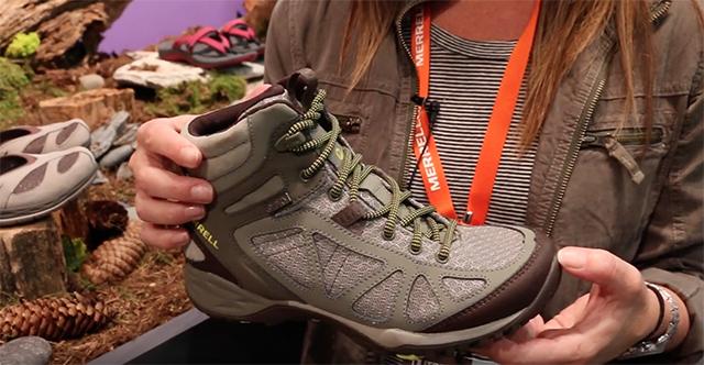 Merrell Siren Q2 Hiking Boot At FreshAirJunkie.com