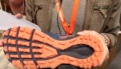 Merrell agility collection trail running shoe