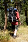 On the trail, the Cerro Torre TFX 10 fit close to the body and did not bind or chaff, even in hot weather.
