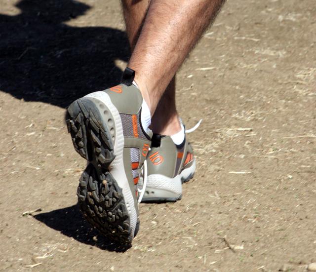 Five Ten Runamuk trail running shoe photo by dan sanchez