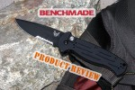 We tested this Benchmade Auto Folder in severe cold, heat, and dirt. Mechanically, it was flawless. Tactically, it was scalpel sharp.