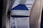 Pawnee quick-adjust shoulder straps.