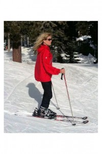 Marmot Nano Jacket-ski run. Click to enlarge.