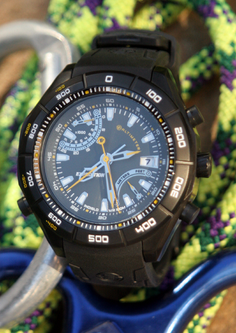 Timex Expedition E-Altimiter