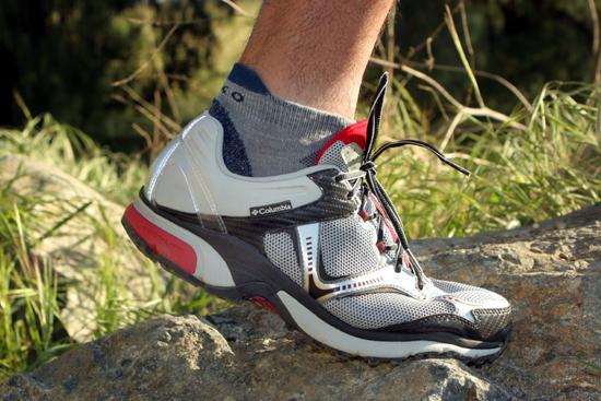 Columbia Ravenous Trail Running Shoe