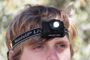 Pelican HeadsUp headlamp. Click to enlarge.