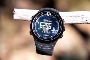 Calibrate Suunto All Black at a known elevation for accuracy.