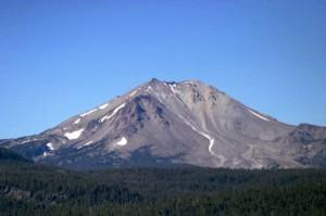 Mt. Lassen Volcanic Park.