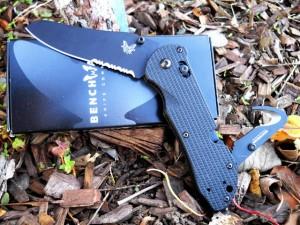 2011 Benchmade 915 Triage Folding Knife.