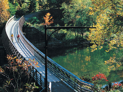 Greenbrier trail