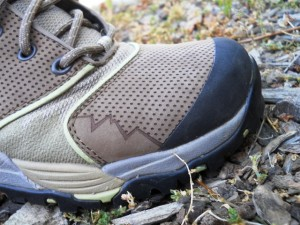 Buster Brown rounded toe and traditional lacing help make Eco 2 sturdy.