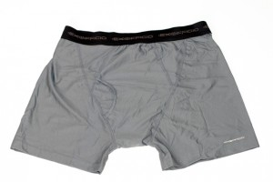 ExOfficio Give-N-Go boxers are comfortable and fast drying.