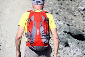 2012 Camelbak Alpine Explorer pack.