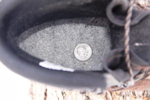 Panda Fleece insulation, Cordura, and GORE-TEX round out the weather barrier.