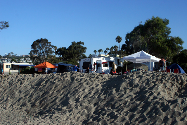 Doheny State Beach Campsite
