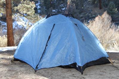 High Peak Jasperlite Tent