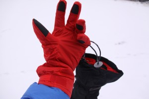 Alti Glove liner is the central heating core of the system.