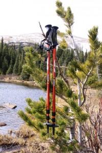 Mt. Smith Pyrite 7075 Trekking Poles.