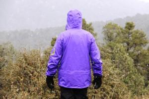 Salomon Quest Motion Fit Jacket Back Fresh Air Junkie