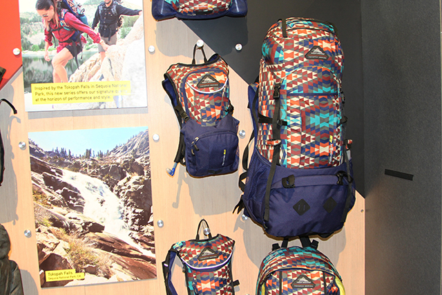 High Sierra Tokopah packs
